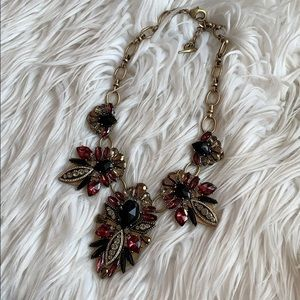 Fair Isle Statement Necklace Chloe+Isabel